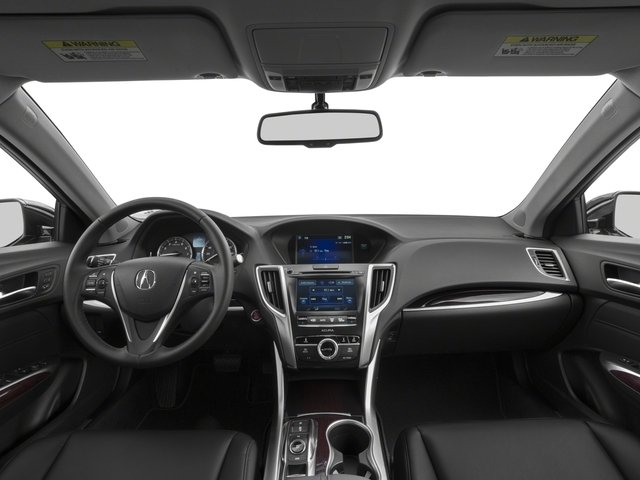 2015 Acura TLX Pictures TLX Sedan 4D V6 photos full dashboard