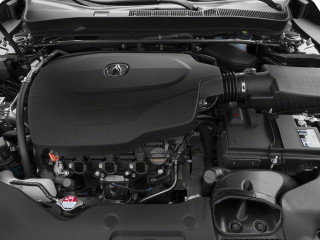 2015 Acura TLX Pictures TLX Sedan 4D V6 photos engine