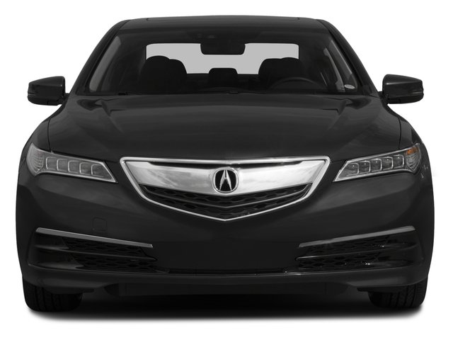 2015 Acura TLX Prices and Values Sedan 4D Technology V6 front view