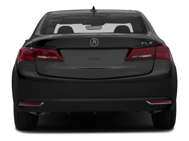 2015 Acura TLX Prices and Values Sedan 4D Technology V6 rear view