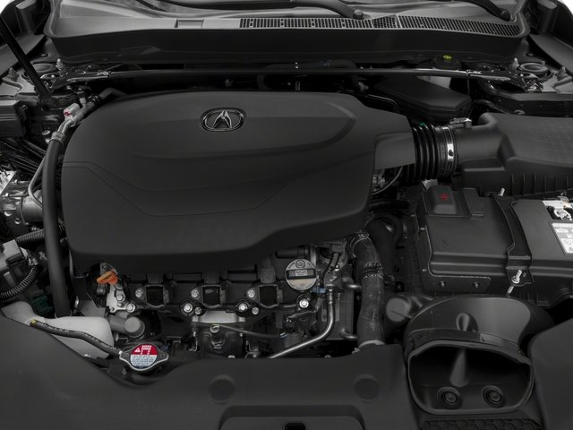2015 Acura TLX Prices and Values Sedan 4D Technology V6 engine