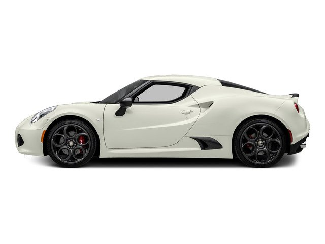 2015 Alfa Romeo 4C Pictures 4C Coupe 2D Launch Edition I4 Turbo photos side view