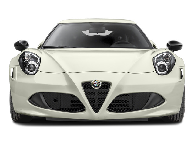 2015 Alfa Romeo 4C Prices and Values Coupe 2D Launch Edition I4 Turbo front view