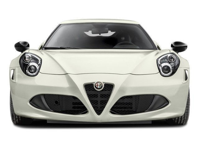 2015 Alfa Romeo 4C Pictures 4C Coupe 2D Launch Edition I4 Turbo photos front view