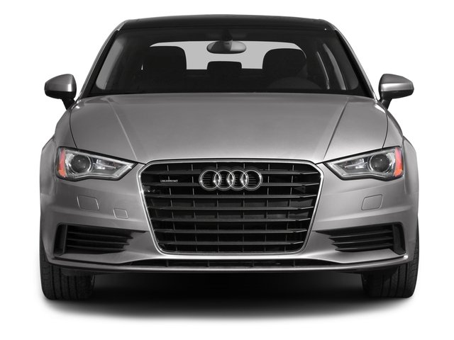 2015 Audi A3 Prices and Values Sedan 4D 1.8T Premium Plus I4 Turbo front view