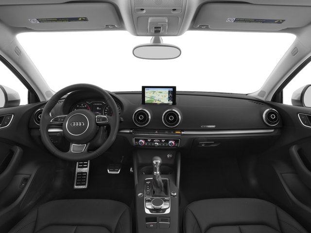 2015 Audi A3 Prices and Values Sedan 4D 1.8T Premium Plus I4 Turbo full dashboard