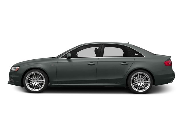2015 Audi A4 Prices and Values Sedan 4D 2.0T Premium Plus AWD side view