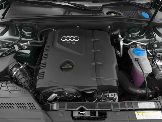 2015 Audi A4 Prices and Values Sedan 4D 2.0T Premium AWD engine