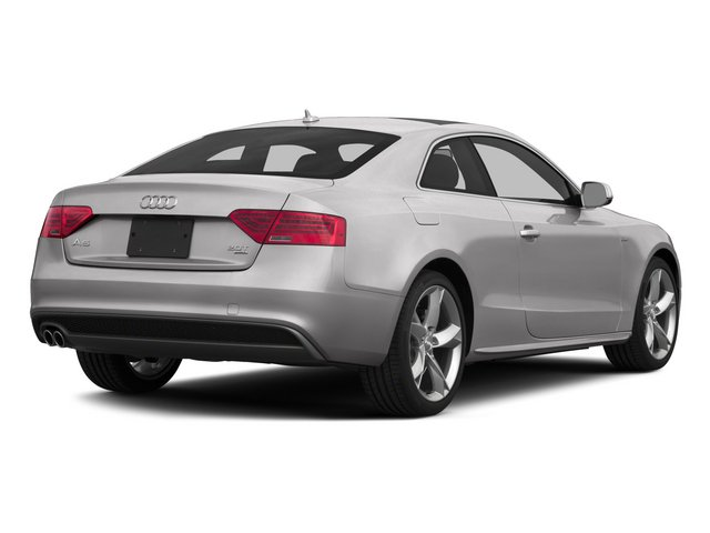 2015 Audi A5 Prices and Values Coupe 2D Premium Plus AWD side rear view