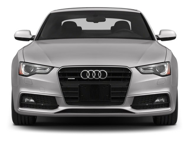 2015 Audi A5 Prices and Values Coupe 2D Premium Plus AWD front view