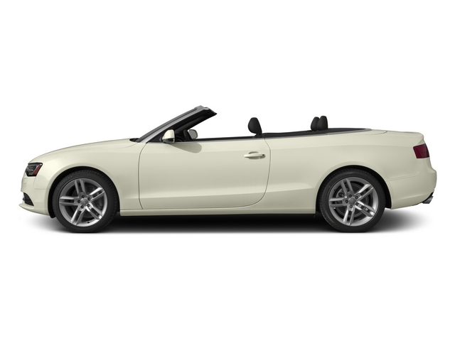2015 Audi A5 Prices and Values Convertible 2D Premium Plus AWD side view
