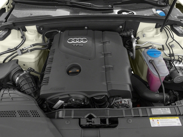 2015 Audi A5 Prices and Values Convertible 2D Premium Plus AWD engine
