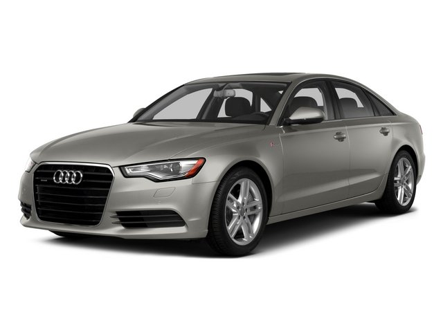 2015 Audi A6 Prices and Values Sedan 4D 3.0T Premium Plus AWD side front view
