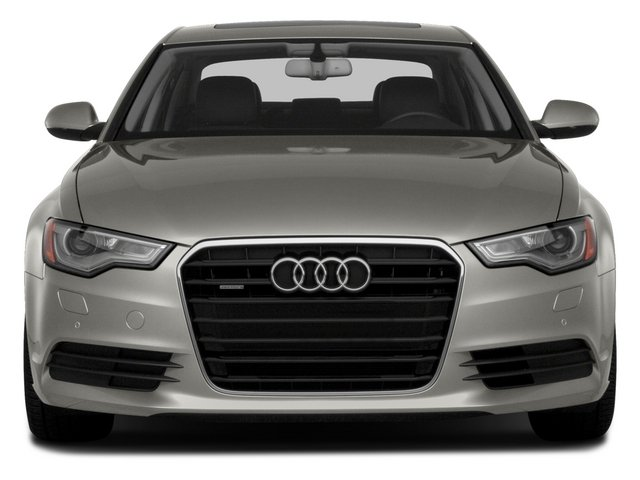 2015 Audi A6 Prices and Values Sedan 4D 3.0T Premium Plus AWD front view