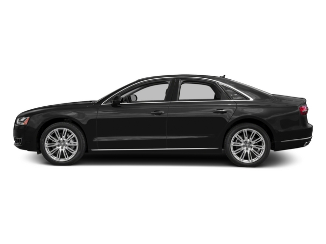 2015 Audi A8 Prices and Values Sedan 4D 3.0T AWD V6 Turbo side view