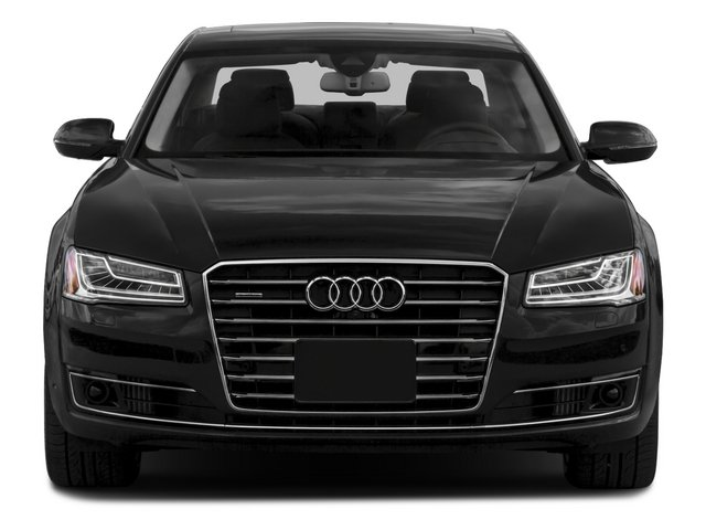 2015 Audi A8 Prices and Values Sedan 4D 4.0T AWD V8 Turbo front view
