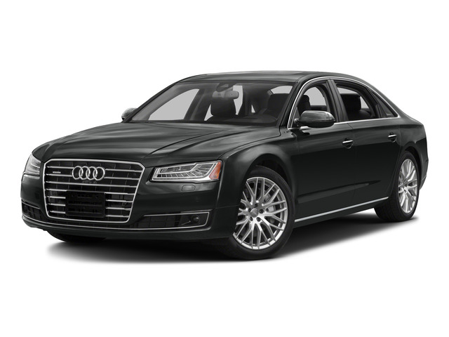 2015 Audi A8 L Prices and Values Sedan 4D 4.0T L AWD V8 Turbo side front view