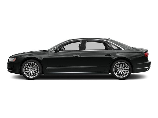 2015 Audi A8 L Prices and Values Sedan 4D 4.0T L AWD V8 Turbo side view