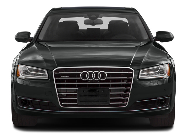 2015 Audi A8 L Prices and Values Sedan 4D 3.0T L AWD V6 Turbo front view