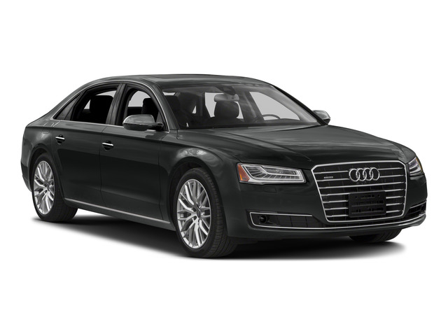 2015 Audi A8 L Prices and Values Sedan 4D 3.0T L AWD V6 Turbo side front view