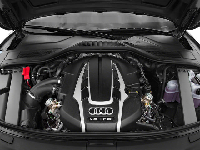 2015 Audi A8 L Prices and Values Sedan 4D 4.0T L AWD V8 Turbo engine
