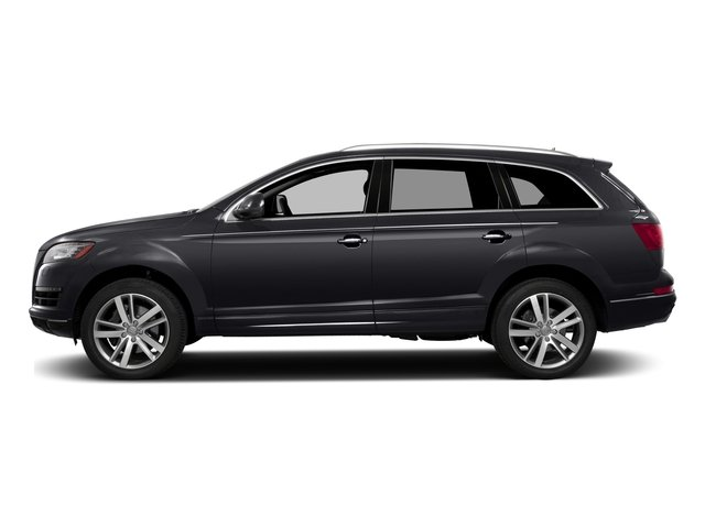 2015 Audi Q7 Prices and Values Utility 4D 3.0 TDI Premium Plus AWD side view