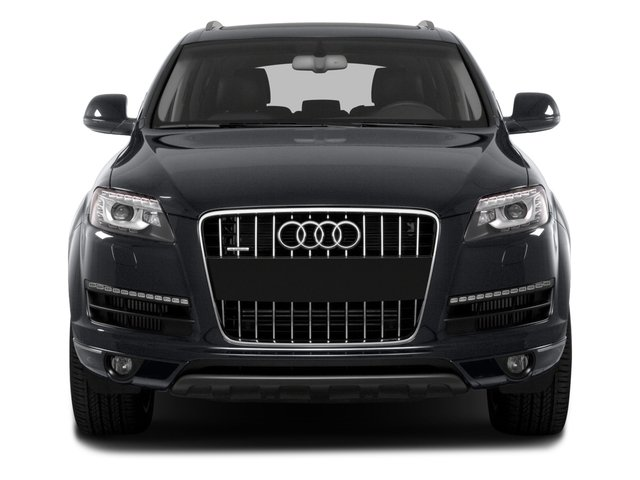 2015 Audi Q7 Prices and Values Utility 4D 3.0 TDI Premium Plus AWD front view