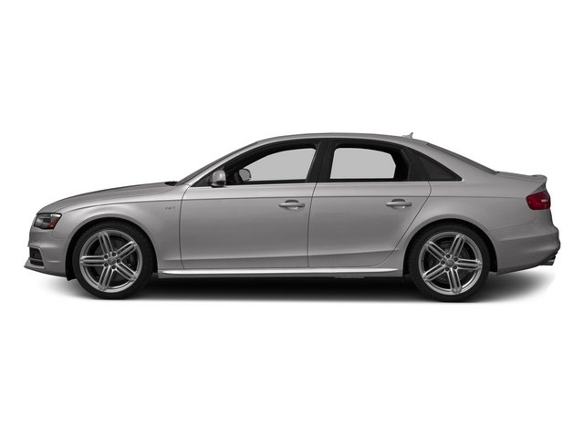 2015 Audi S4 Prices and Values Sedan 4D S4 Prestige AWD side view
