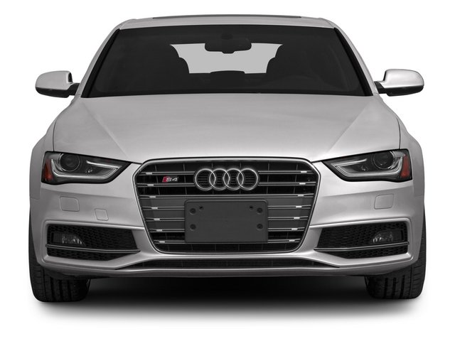 2015 Audi S4 Prices and Values Sedan 4D S4 Prestige AWD front view