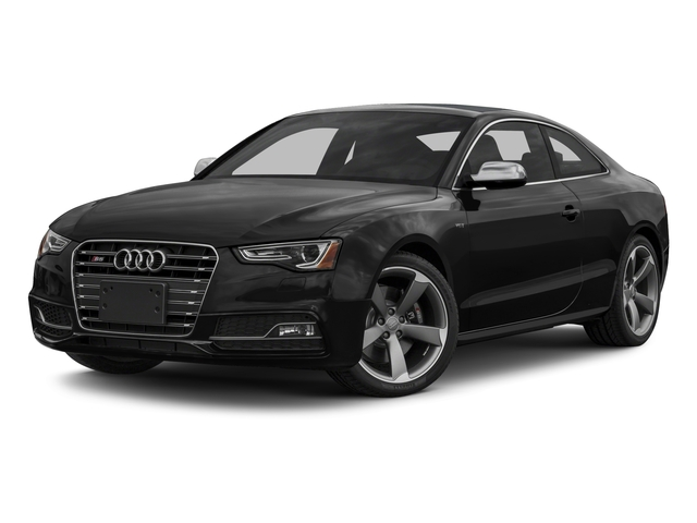 2015 Audi S5 Prices and Values Coupe 2D S5 Premium Plus AWD side front view