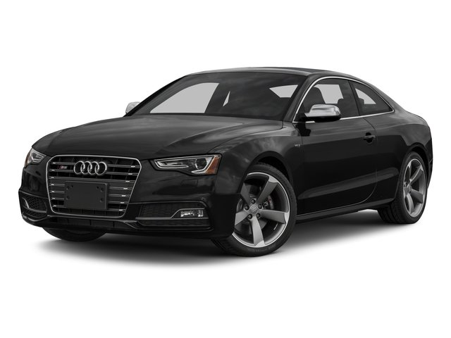 2015 Audi S5 Prices and Values Coupe 2D S5 Prestige AWD side front view