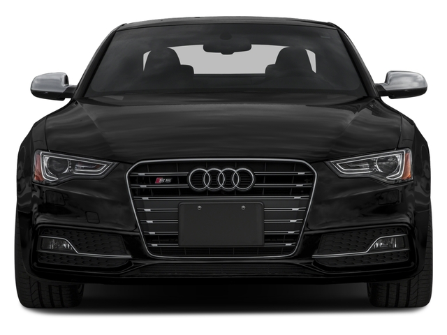 2015 Audi S5 Prices and Values Coupe 2D S5 Premium Plus AWD front view