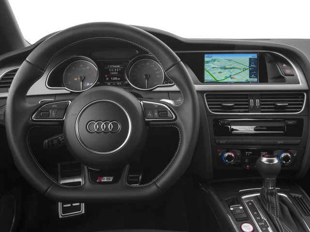 2015 Audi S5 Pictures S5 Convertible 2D S5 Prestige AWD photos driver's dashboard