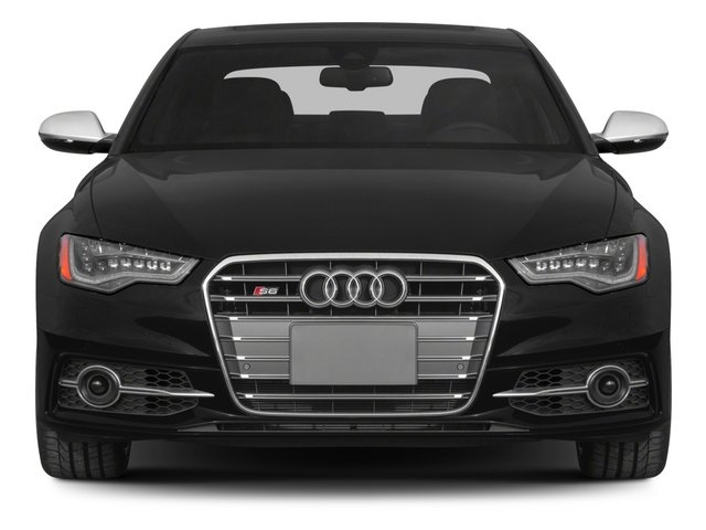 2015 Audi S6 Prices and Values Sedan 4D S6 Prestige AWD front view