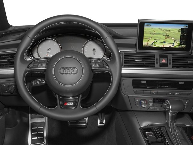 2015 Audi S6 Prices and Values Sedan 4D S6 Prestige AWD driver's dashboard