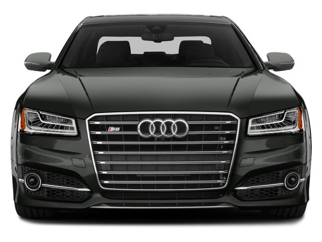 2015 Audi S8 Prices and Values Sedan 4D S8 AWD V8 Turbo front view