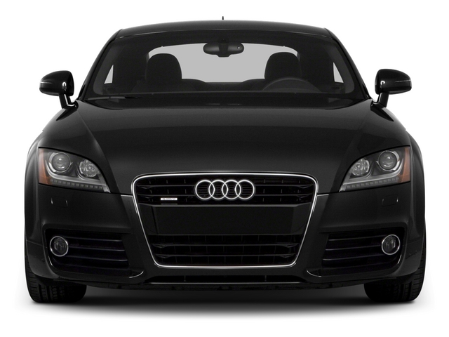2015 Audi TT Prices and Values Coupe 2D AWD front view