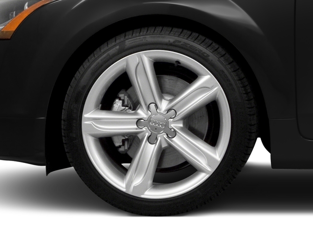 2015 Audi TT Prices and Values Coupe 2D AWD wheel