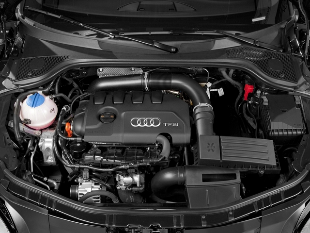 2015 Audi TT Prices and Values Coupe 2D AWD engine