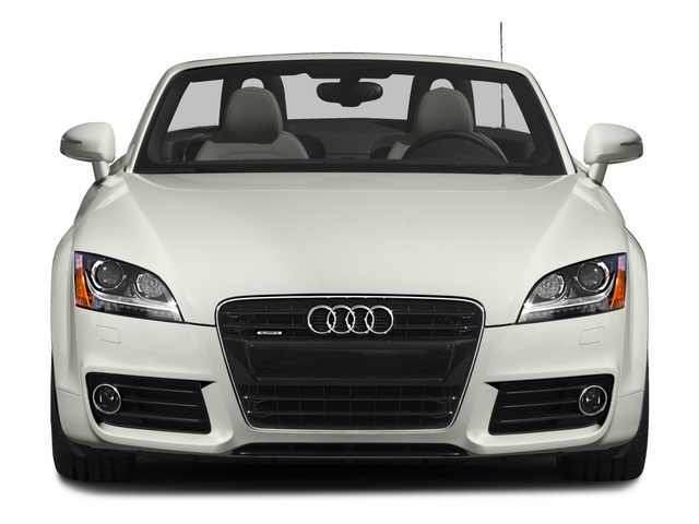 2015 Audi TT Pictures TT Roadster 2D AWD photos front view