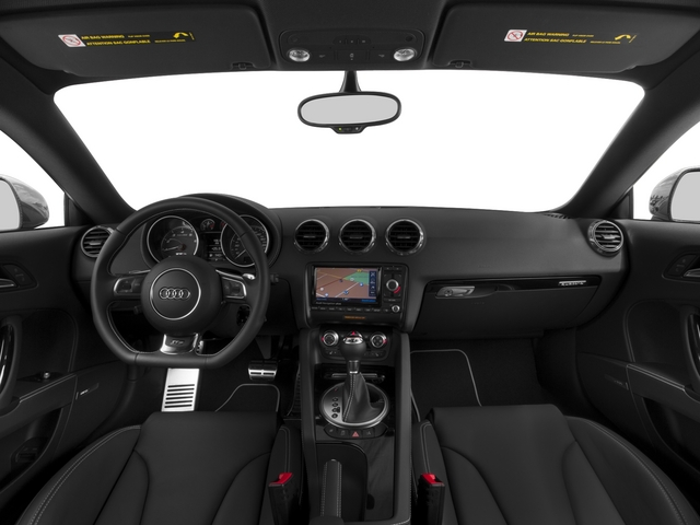 2015 Audi TTS Prices and Values Coupe 2D AWD full dashboard