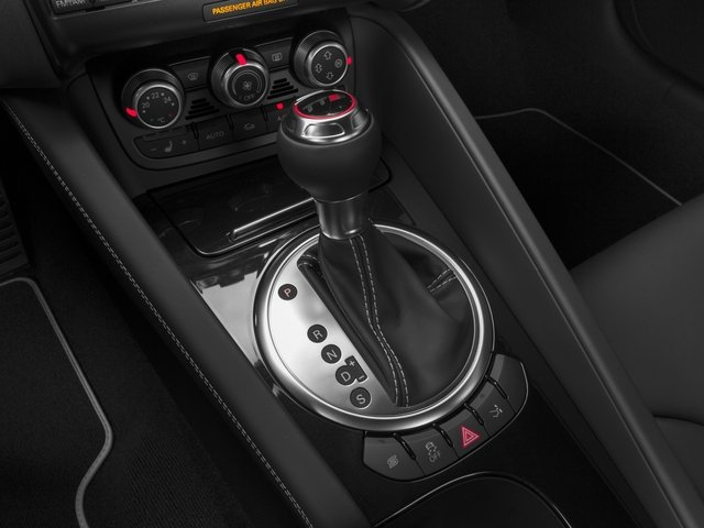 2015 Audi TTS Prices and Values Coupe 2D AWD center console
