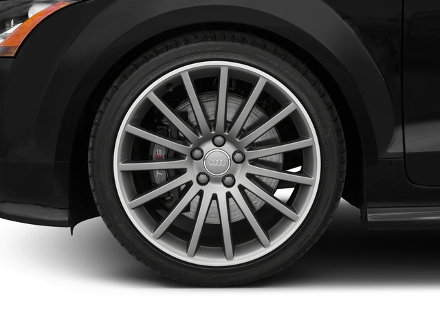 2015 Audi TTS Prices and Values Coupe 2D AWD wheel