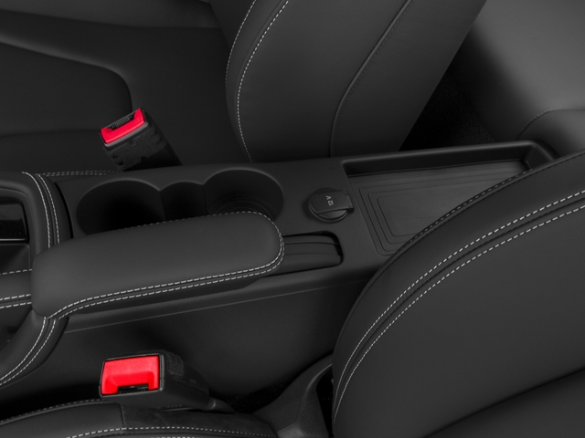 2015 Audi TTS Prices and Values Coupe 2D AWD center storage console