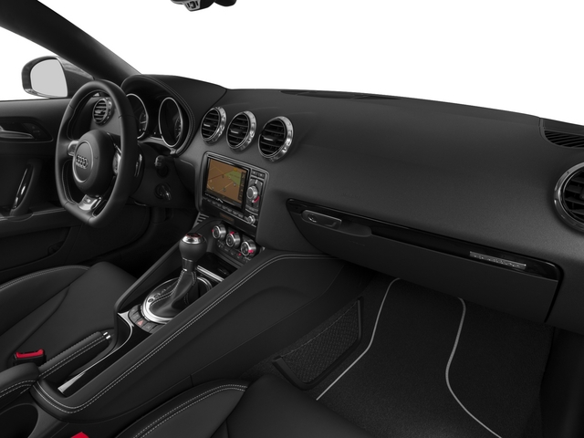 2015 Audi TTS Prices and Values Coupe 2D AWD passenger's dashboard