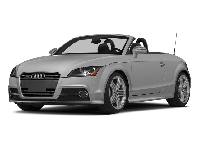 2015 Audi TTS Pictures TTS Roadster 2D AWD photos side front view