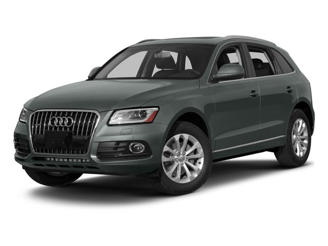 2015 Audi Q5 Prices and Values Utility 4D 2.0T Premium AWD side front view