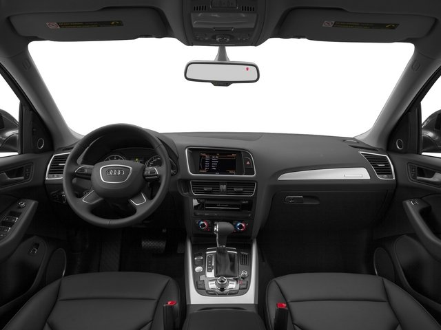 2015 Audi Q5 Prices and Values Utility 4D 2.0T Premium AWD full dashboard