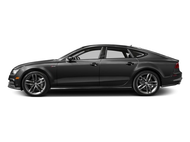2015 Audi A7 Pictures A7 Sedan 4D 3.0T Premium Plus AWD photos side view