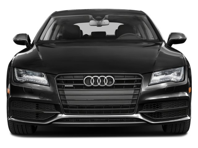 2015 Audi A7 Prices and Values Sedan 4D TDI Premium Plus AWD front view